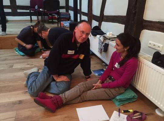 Teilnehmer Persönlichkeitstraining Christels Scheune Hanau Coaching