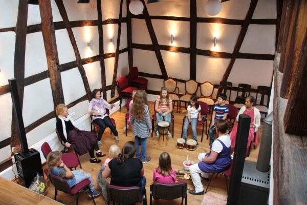 Kindermusiktheater in Christels Scheune Hanau Persönlichkeitstraining Coaching