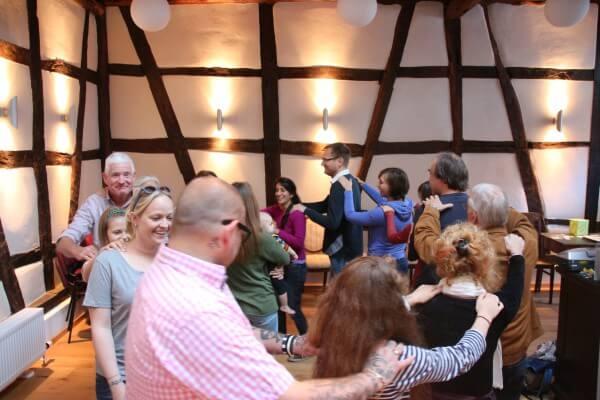 Persönlichkeitstraining Coaching Familien in Christels Scheune Hanau