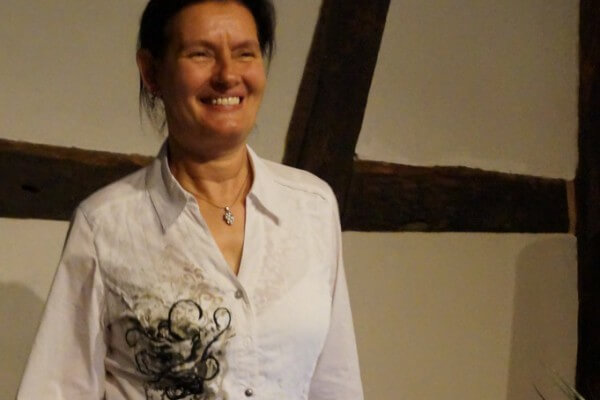 Tatyana Jerkova in Christels Scheune Hanau Training Coaching