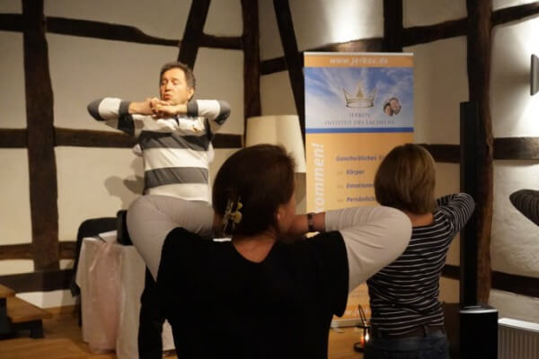 Jerkovaseminar in Christels Scheune Hanau Coaching Training