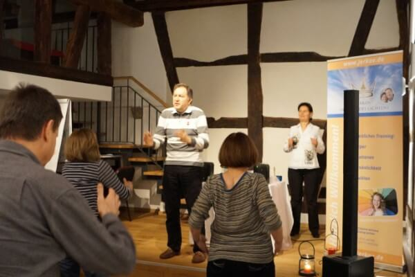 Jerkovseminar in Christels Scheune Hanau Training Coaching