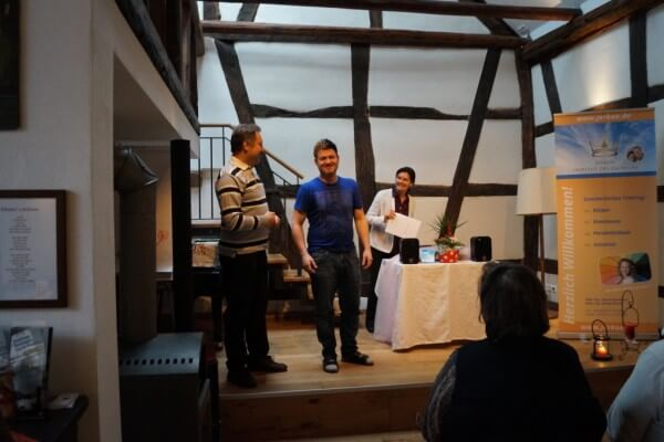 Jerkovseminar in Christels Scheune Hanau Trainung Coaching