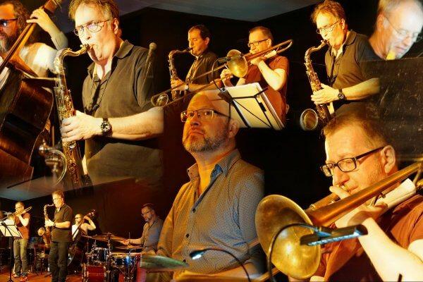 Musiker der Band Supersonic-Silver