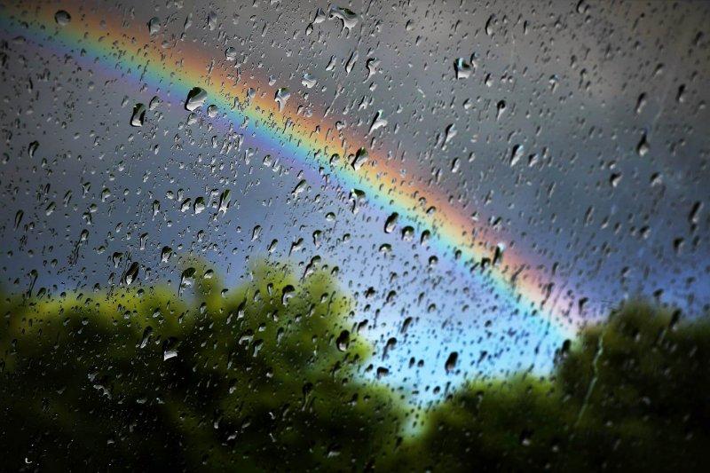 Regenbogen als Symbol Blogbeitrag Christels Scheune Coaching Hanau